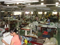Cushions factory located in Qui Nhon - Binh Dinh province