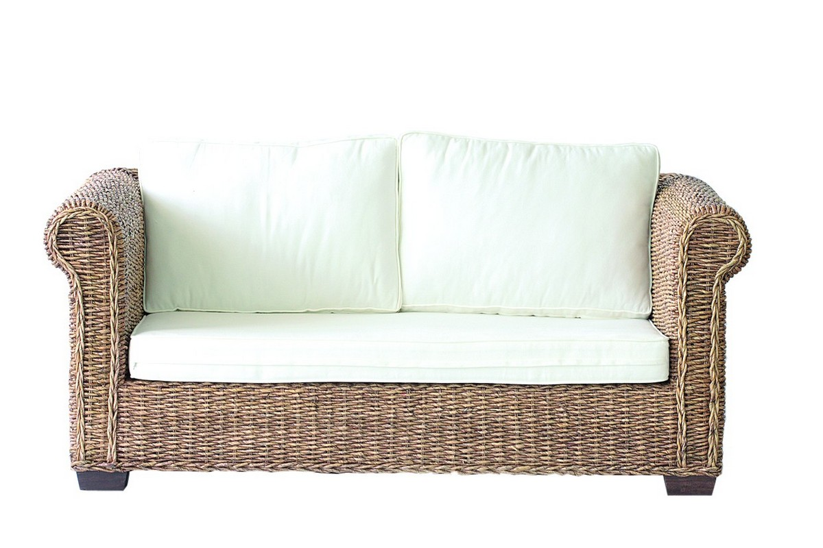 BANANA LEAF SOFA 2 SEATS